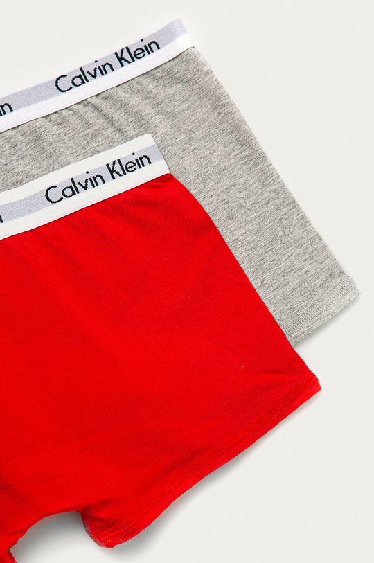 Calvin Klein Underwear - Dětské boxerky (2-pack) šedá