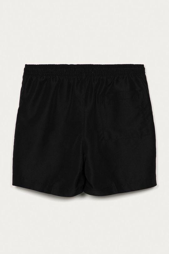 Calvin Klein - Dětské plavkové šortky 128-176 cm černá