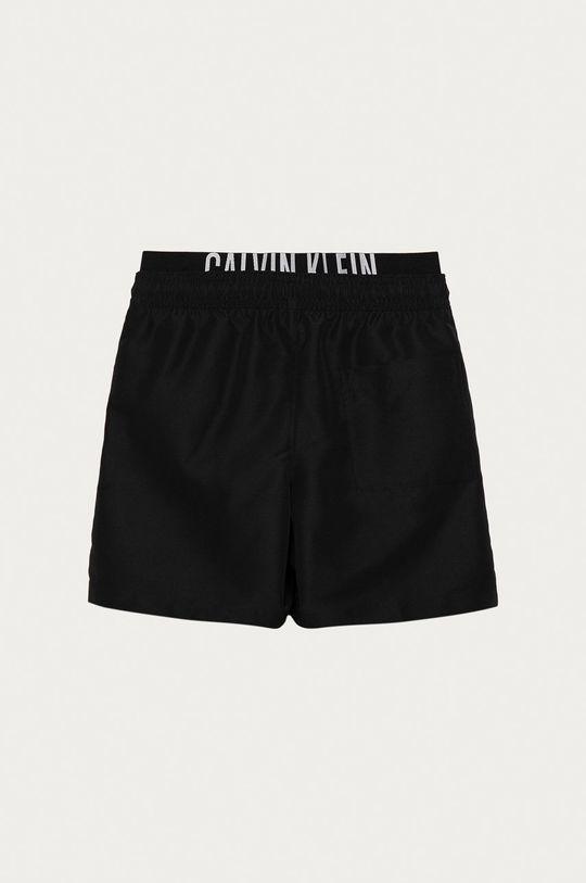 Calvin Klein - Dětské kraťasy 128-176 cm černá