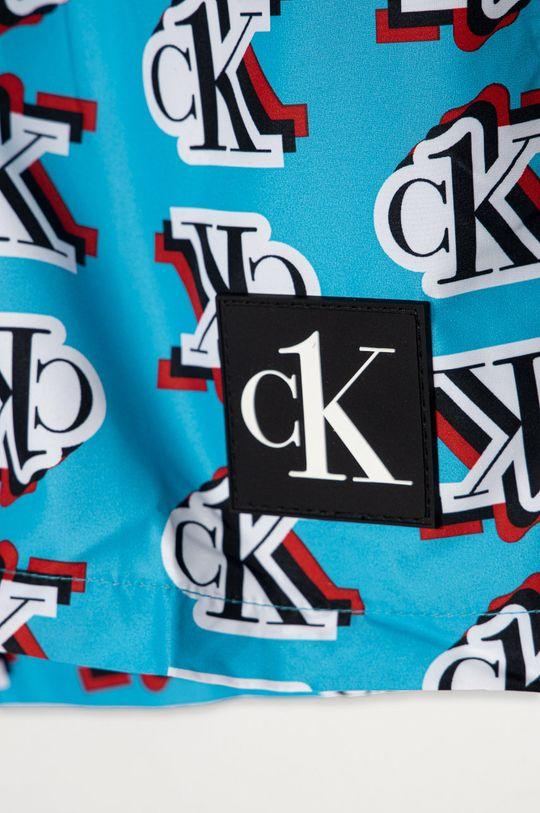 Calvin Klein - Dětské plavkové šortky Ck One 128-176 cm světle modrá