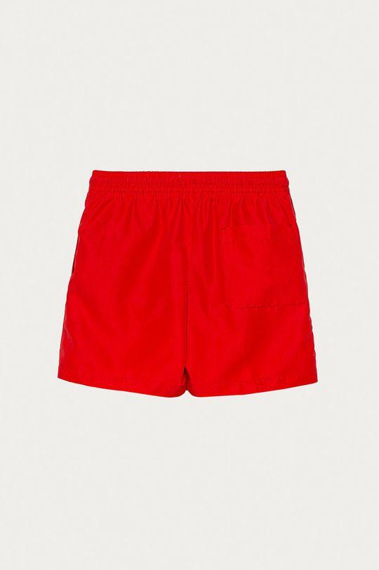 Calvin Klein - Dětské plavkové šortky 128-176 cm červená