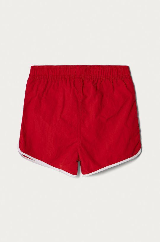 Pepe Jeans - Szorty kąpielowe dziecięce Tomeu 128-180 cm czerwony