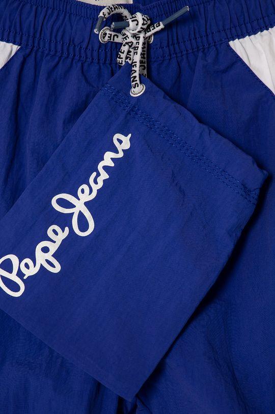modrá Pepe Jeans - Detské plavkové šortky Tomeu 128-180 cm