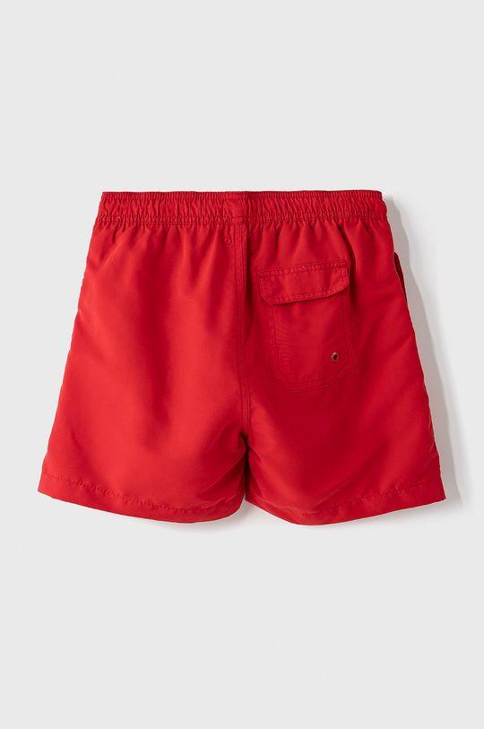 Pepe Jeans - Szorty kąpielowe dziecięce Guido II 128-180 cm czerwony