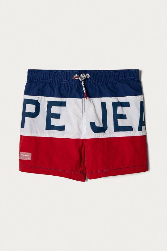 červená Pepe Jeans - Detské plavkové šortky Timy 128-180 cm Chlapčenský