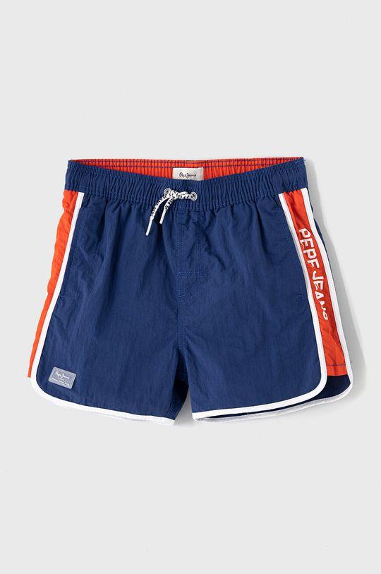 námořnická modř Pepe Jeans - Dětské plavkové šortky Filo 128-178 cm Chlapecký