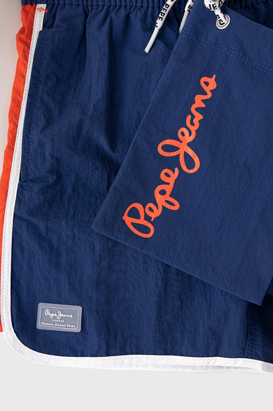 Pepe Jeans - Dětské plavkové šortky Filo 128-178 cm  Hlavní materiál: 100% Nylon Podšívka 1: 100% Polyester Podšívka 2: 88% Nylon, 12% Spandex