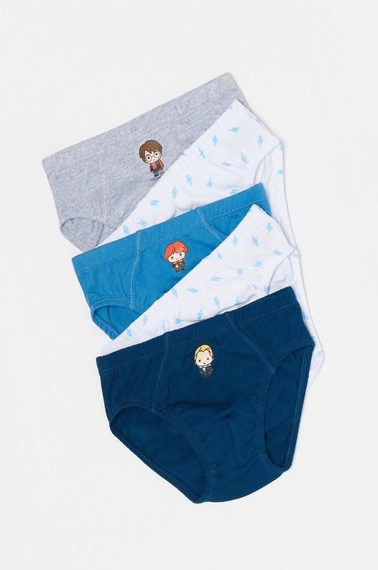 multicolor OVS - Slipy dziecięce (5-PACK) Chłopięcy