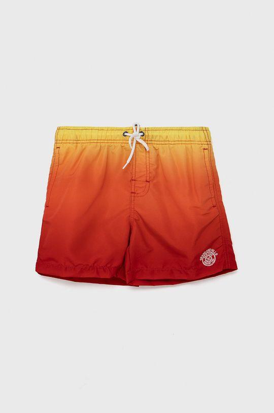 žlutá OVS - Dětské plavkové šortky Chlapecký