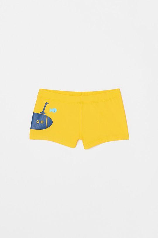 pomarańczowy OVS - Kąpielówki dziecięce 80-98 cm Chłopięcy