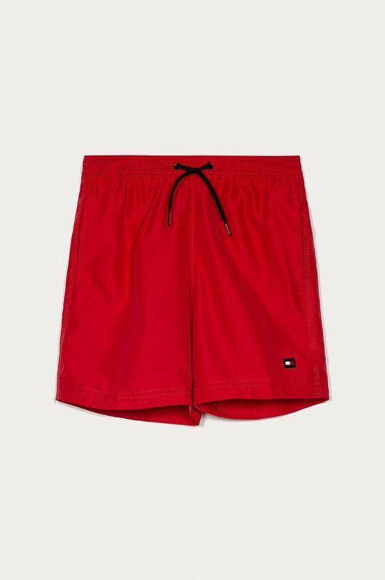 červená Tommy Hilfiger - Plavkové šortky Chlapecký