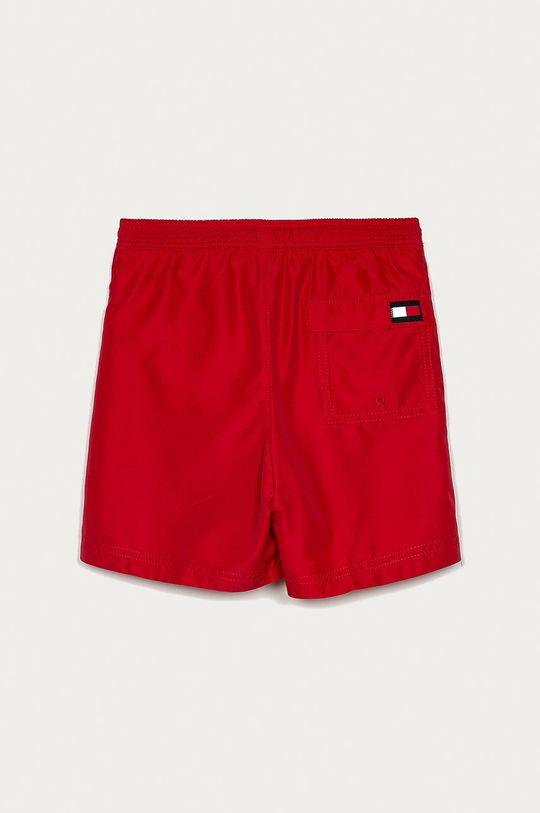 Tommy Hilfiger - Plavkové šortky červená