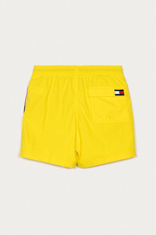 Tommy Hilfiger - Dětské plavkové šortky 128-164 cm žlutá