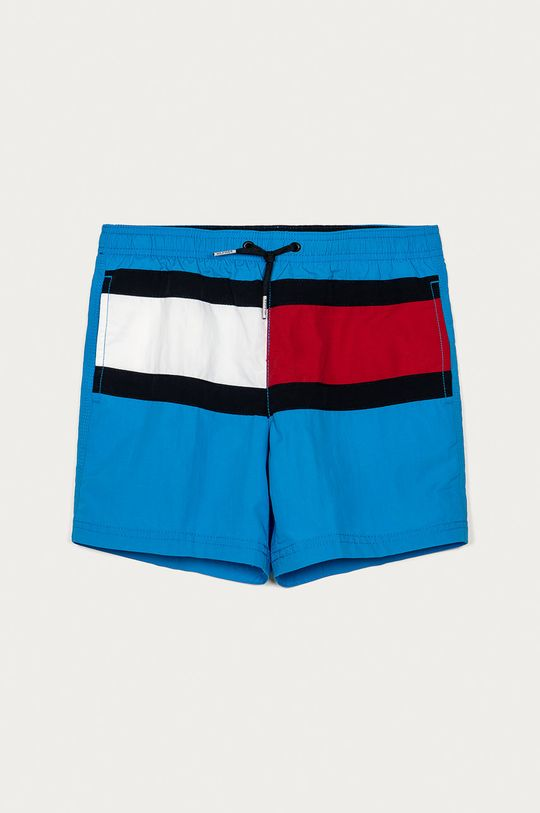 modrá Tommy Hilfiger - Dětské plavkové šortky 128-164 cm Chlapecký