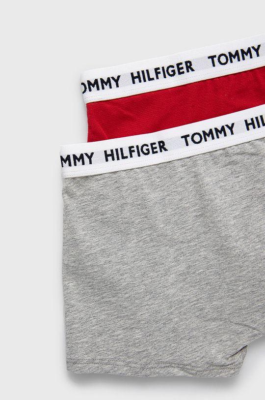 Tommy Hilfiger - Dětské boxerky červená