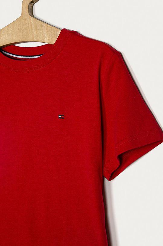 Tommy Hilfiger - Dětské pyžamo 128-164 cm červená
