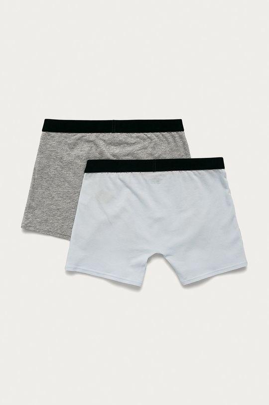 Tommy Hilfiger - Dětské boxerky (2-pack) šedá