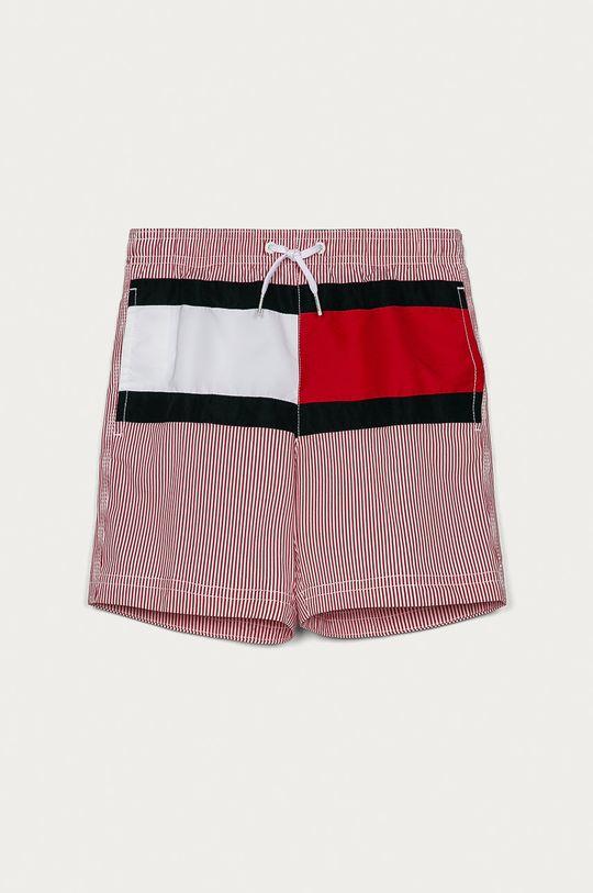 červená Tommy Hilfiger - Dětské plavkové šortky 128-164 cm Chlapecký