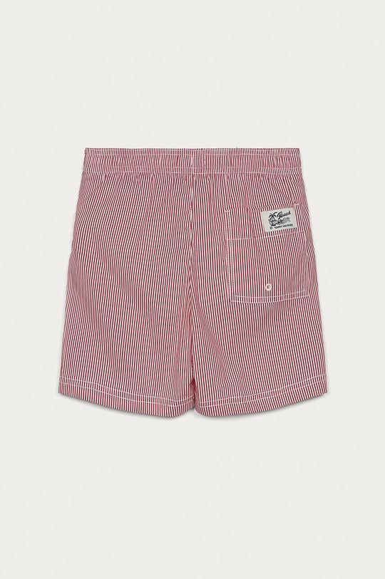 Tommy Hilfiger - Dětské plavkové šortky 128-164 cm červená