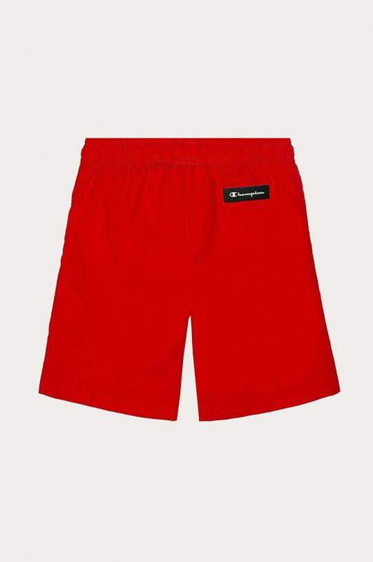 Champion - Szorty kąpielowe dziecięce 102-179 cm czerwony