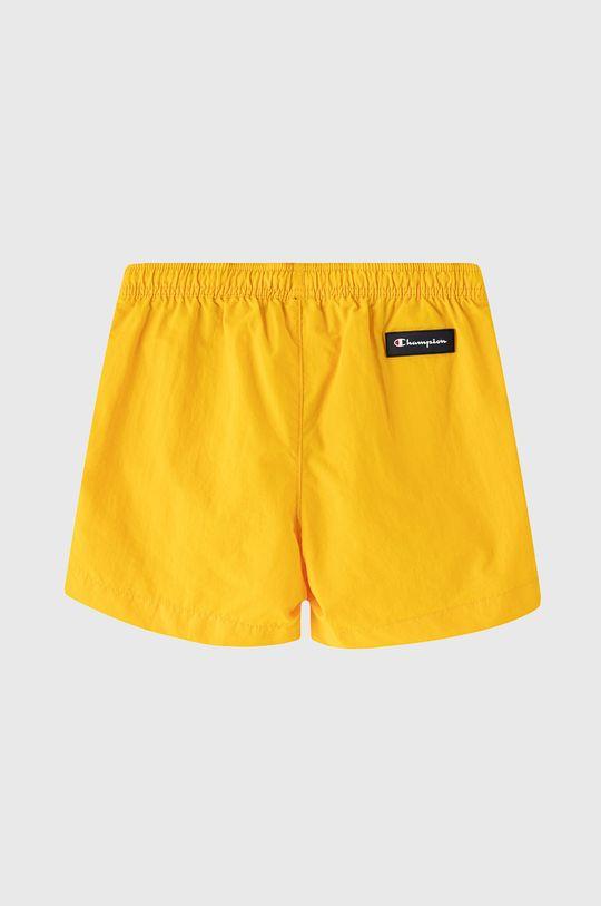 Champion - Detské plavkové šortky 102-179 cm žltá