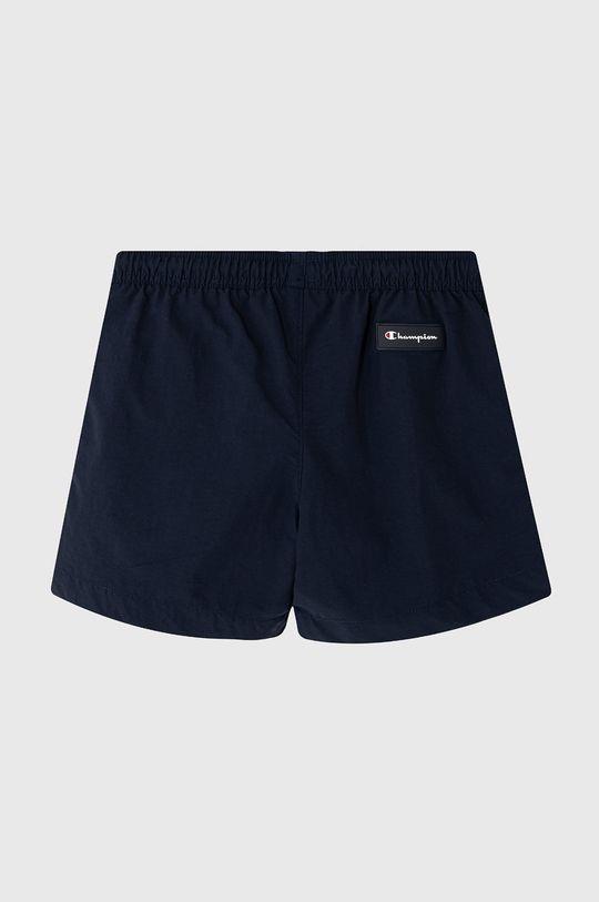 Champion - Detské plavkové šortky 102-179 cm tmavomodrá