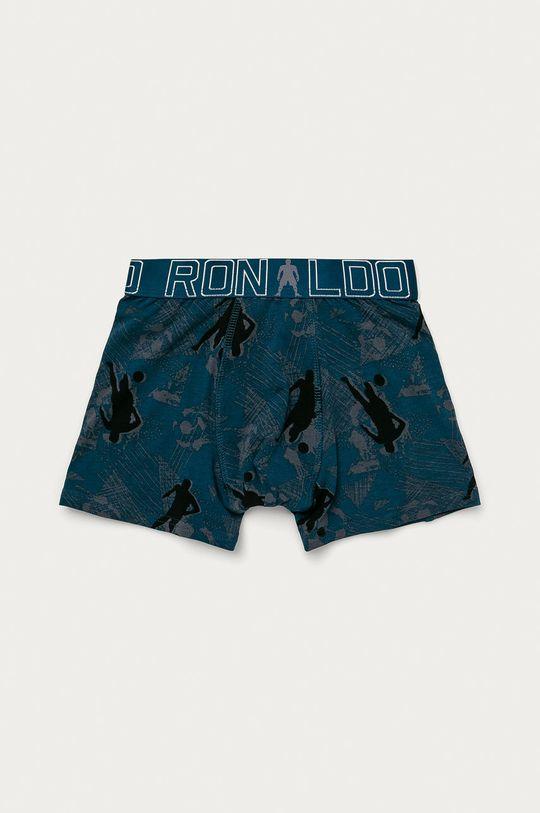 CR7 Cristiano Ronaldo - Dětské boxerky (2-pack) vícebarevná