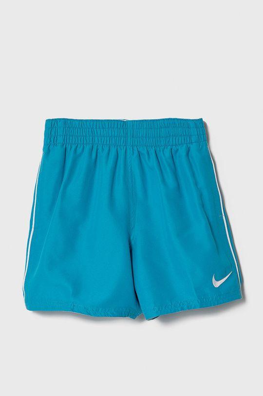 modrá Nike Kids - Dětské plavkové šortky 120-160 cm Chlapecký