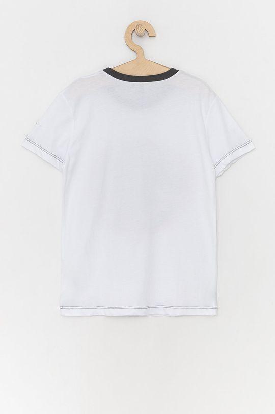 bílá United Colors of Benetton - Dětské pyžamo X Smiley