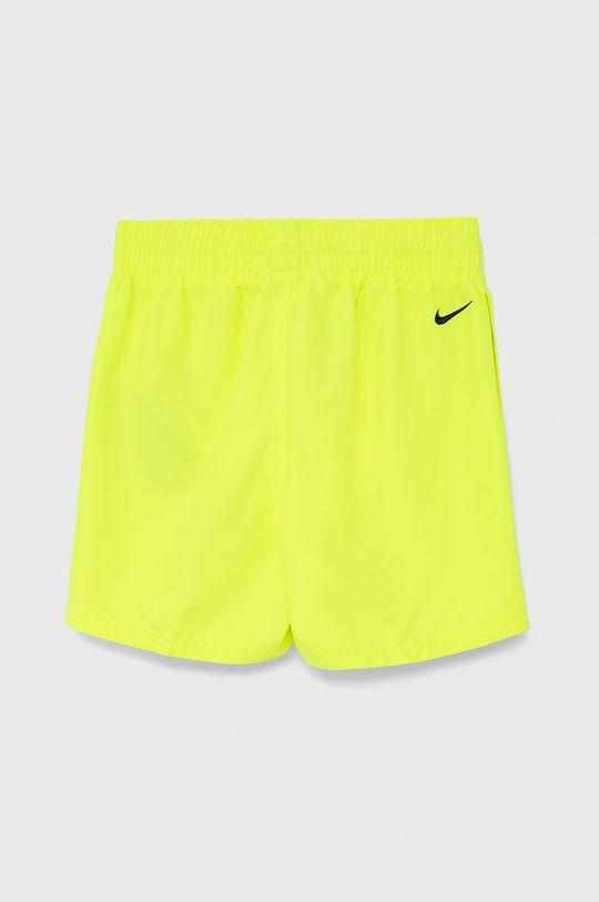 Nike Kids - Szorty kąpielowe dziecięce żółty