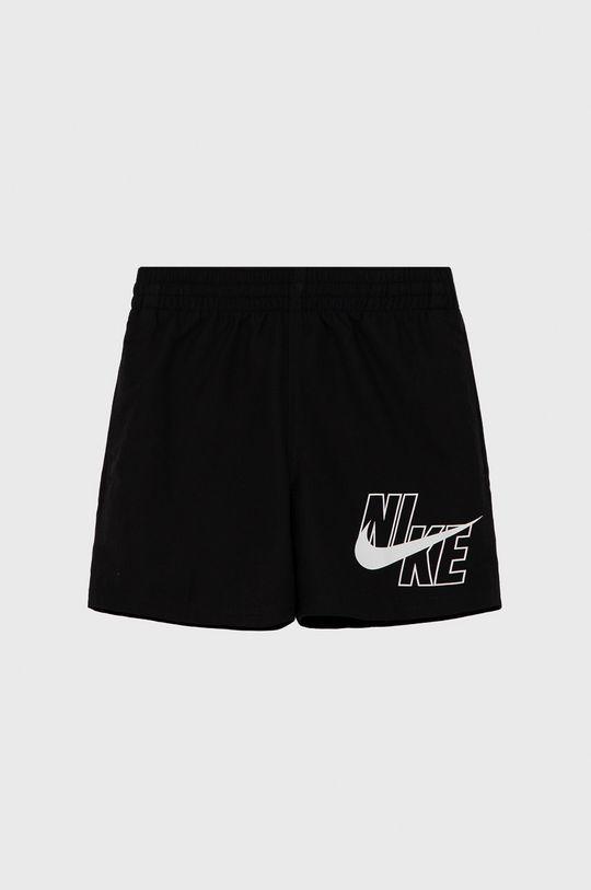 czarny Nike Kids - Szorty kąpielowe dziecięce Chłopięcy