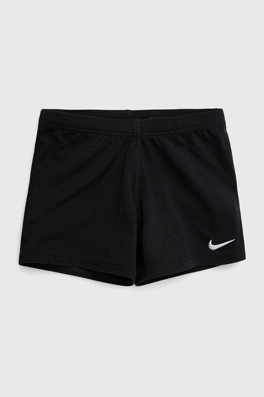 czarny Nike Kids - Kąpielówki dziecięce 120-170 cm Chłopięcy