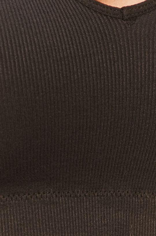 czarny Pieces - Biustonosz (2-pack)