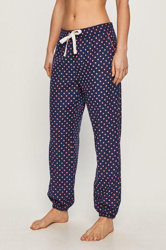 granatowy GAP - Spodnie piżamowe Damski