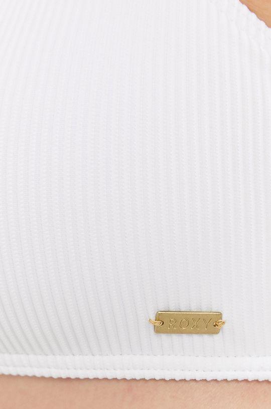 biały Roxy - Biustonosz kąpielowy