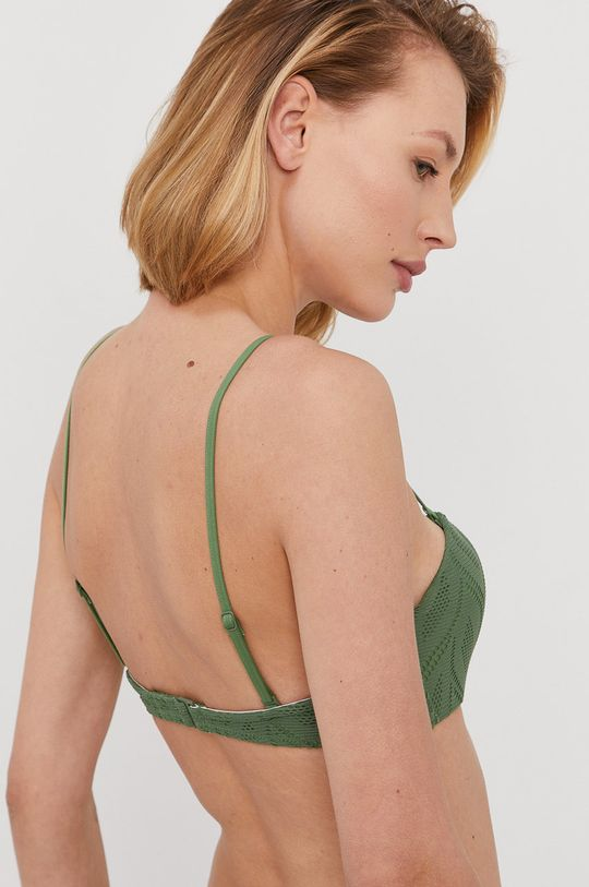 Roxy - Plavková podprsenka zelená