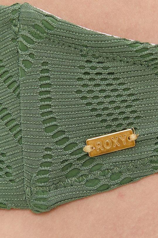 zelená Roxy - Plavková podprsenka