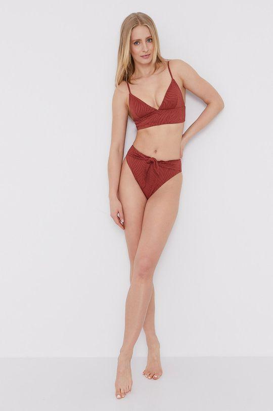 brązowy Roxy - Strój kąpielowy Damski