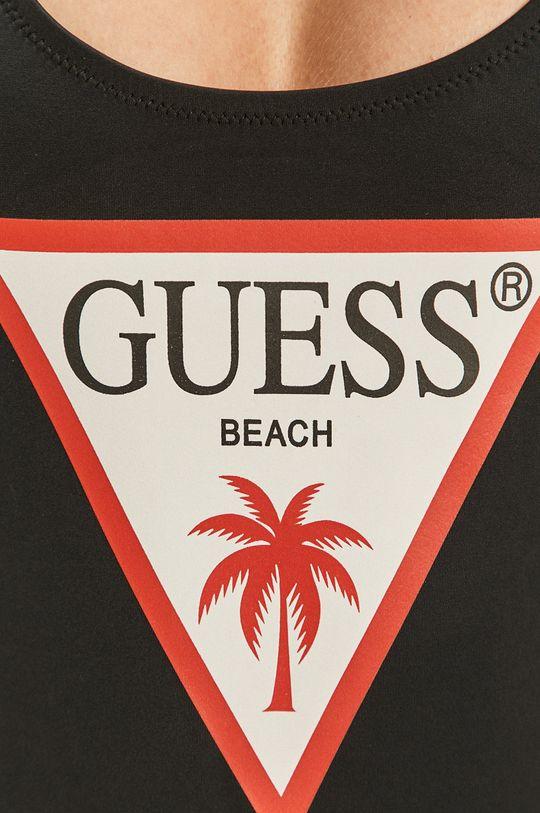 czarny Guess - Strój kąpielowy