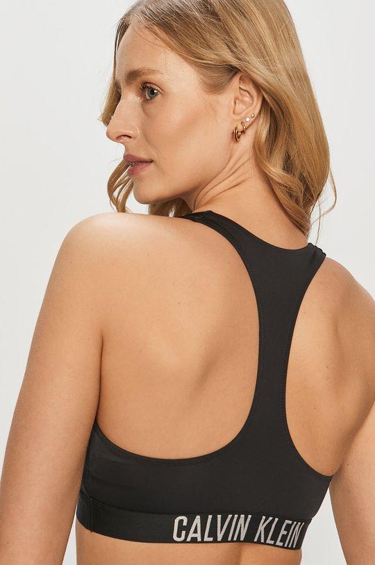 Calvin Klein - Plavková podprsenka černá