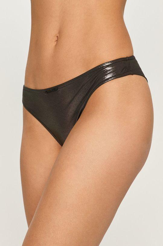 argintiu Calvin Klein - Bikini brazilieni De femei