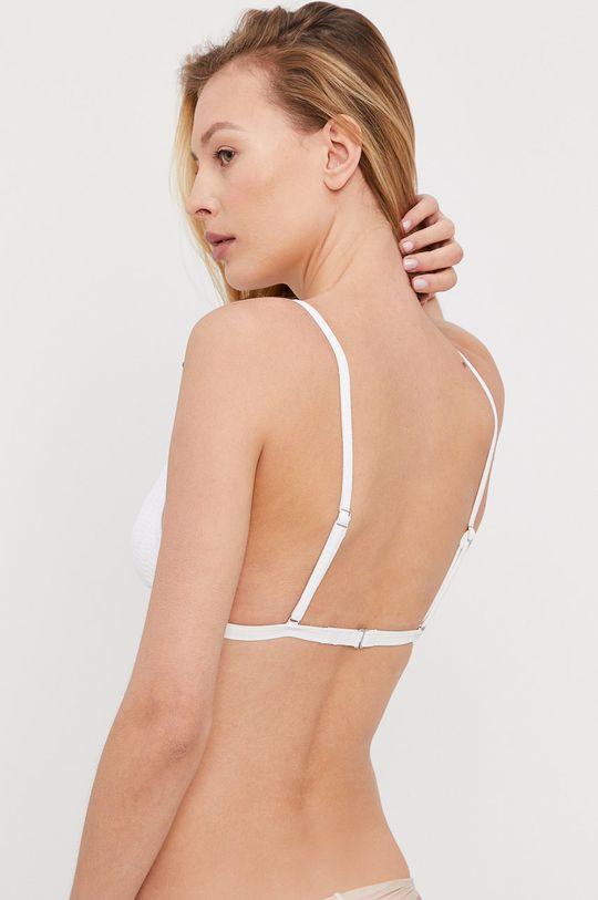 Calvin Klein - Biustonosz kąpielowy biały