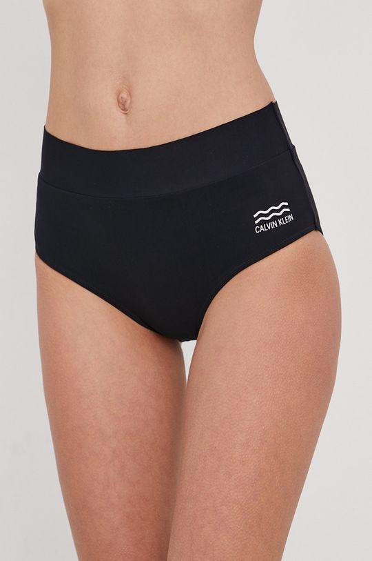 czarny Calvin Klein - Figi kąpielowe Damski