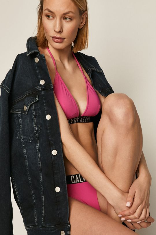 Calvin Klein - Plavková podprsenka  20% Elastan, 80% Polyamid
