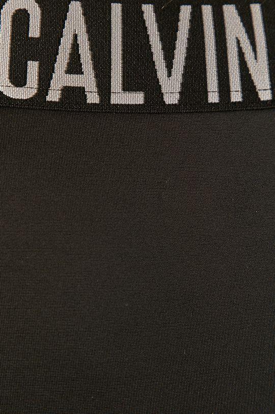 czarny Calvin Klein - Figi kąpielowe