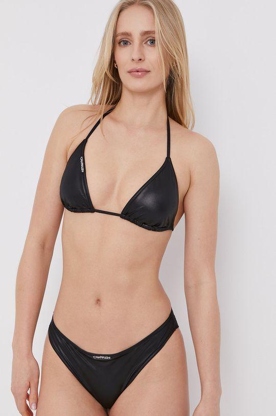 Calvin Klein - Figi kąpielowe Materiał 1: 21 % Elastan, 79 % Poliamid, Materiał 2: 8 % Elastan, 92 % Poliester