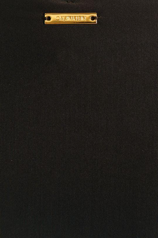 Calvin Klein - Chiloti de baie  Material 1: 41% Elastan, 59% Poliamida Material 2: 8% Elastan, 92% Poliester