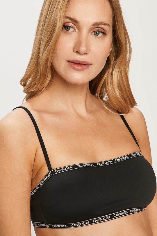 černá Calvin Klein - Plavková podprsenka