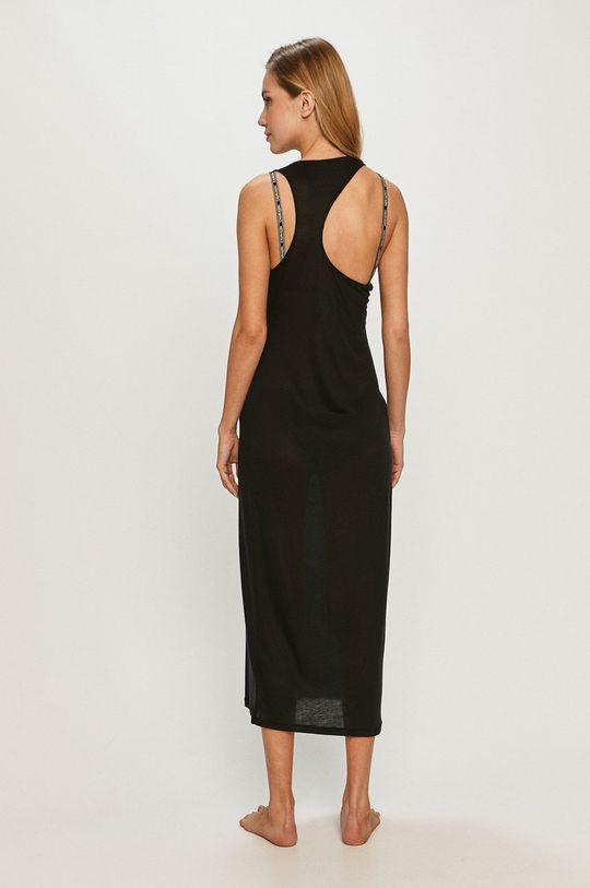 Calvin Klein - Plážové šaty čierna