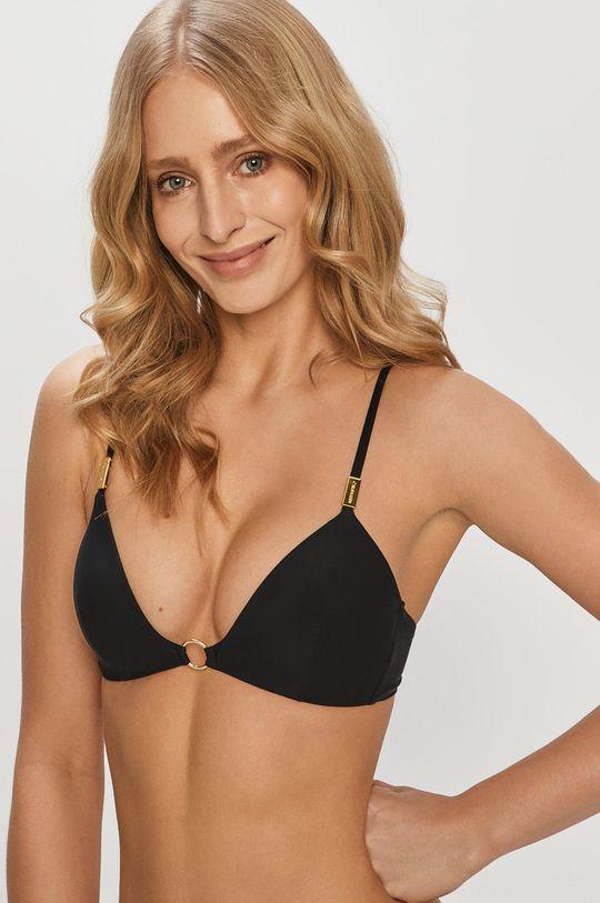 čierna Calvin Klein - Plavková podprsenka Dámsky